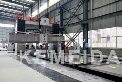 HTM-50GME*145 NC Mocable Girder Gantry Boring & Milling Machine