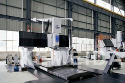 HTM-2028G*30 NC Fixed Gieder Gantry Boring @ Milling Machine
